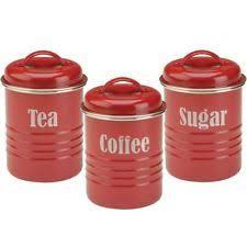 kilner metal vintage retro kitchen canisters u0026 jars ebay
