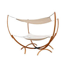 leisure season 6 5 ft wooden square hammock stand with hammock