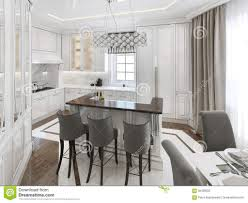 kitchen furniture cool art deco kitchen cabinets integrated with