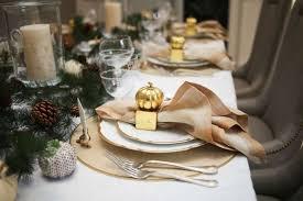 idee per la tavola idee per apparecchiare la tavola di natale foto my luxury