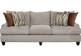 Gray Sofa Sleeper Hunts Point Gray Sofa 588 00 97w X 40d X 38h Find Affordable