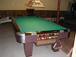 regulation pool table for sale brunswick pool table 9ft regulation size for sale in pottstown