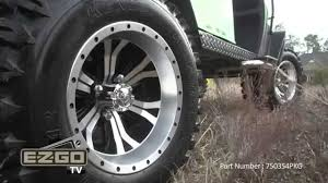 golf cart tires and rims the best cart