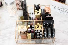 Organizing Makeup Vanity Makeup Vanity With Extra Storage Home Vanity Decoration