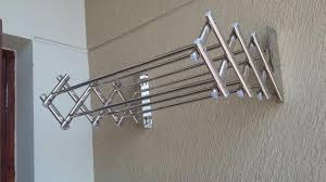 Wall Mounted Cloth Dryer Shrijith Home Appliances 9578133448 In Coimbatore Ceiling Hangers