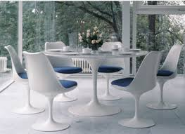 tulip table knock off 6 tulip tables for a mid century modern dining room cute furniture