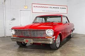 Nova Bench Seat For Sale 1963 Chevrolet Nova Classics For Sale Classics On Autotrader