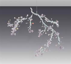 Tord Boontje Chandelier Boontje Tord Unique Large Blossom Chandelier 2003 Mutualart