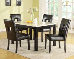 tiburon 5 pc dining table set dining room 5 piece sets coryc me