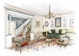 Best Colonial Homes Images On Pinterest Colonial Photo - Colonial homes interior design