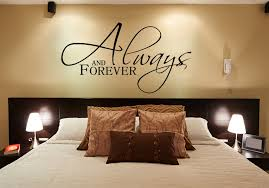bedroom wall mural decals enjoy the atmosphere with bedroom wall