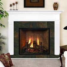 Electric Fireplace Mantel Shelf Med Art Home Design Posters