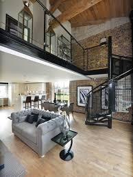 rustic industrial living room ideas farmhouse industrial living