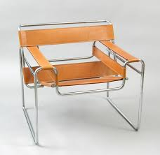 marcel breuer style wassily chair 03 08 08 sold 230