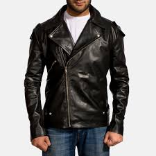 mens leather riding jacket men u0027s double rider biker jackets in real leather