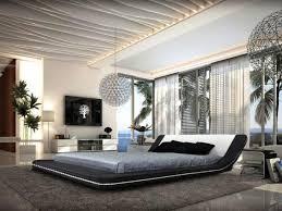 bedroom design style high tech