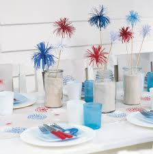 blue centerpieces 15 patriotic centerpieces my style