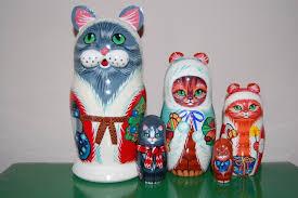 russian christmas nesting dolls russian memories winterville nc