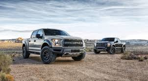 Ford Raptor Truck Lifted - ford unveils 2017 f 150 raptor supercrew in a sweet new shade