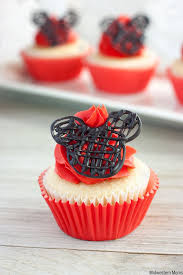 mickey mouse cupcakes easy mickey mouse cupcakes