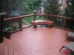 deck awesome trex decking lowes composite decking prices