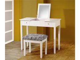 Bedroom Vanity Table Black Makeup Vanity Vanity Bench Girls Vanity Table Small Vanity