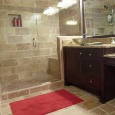 Bathrooms With Wallpaper Delectable Top Top 10 Simple Bathroom Remodel 2017 Ward Log Homes