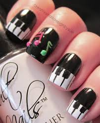 music nail designs choice image nail art designs
