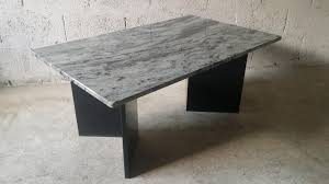 vintage marble coffee table for sale at pamono