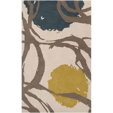 Home Depot Wool Area Rugs Surya Harlequin Moss 9 Ft X 12 Ft Area Rug Hql8003 912 The