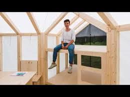 wooden tent wooden tent im schloss lackenbach youtube
