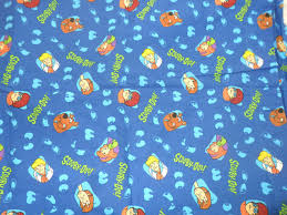 scooby doo wrapping paper scooby doo cotton fabric