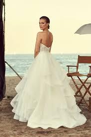 corset wedding dress strapless corset wedding dress style 2192 mikaella bridal
