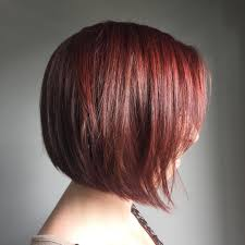 red brown long angled bobs 70 winning looks with bob haircuts for fine hair bob hairstyle