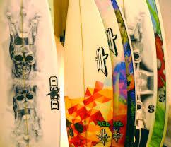 comment imprimer une photo ou un dessin sur sa planche de surf