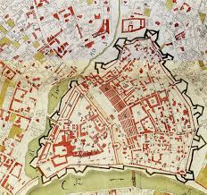 Moscow On Map File Moscow Kremlin Map 1760s Jpg Wikimedia Commons