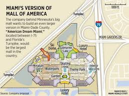 largest mall in the nation proposed for miami dade miami herald