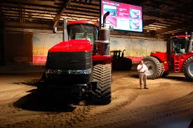 news case ih rolls out new tractors sprayers harvest equipment
