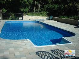 Backyard Swimming Pool Designs by Small Backyard Inground Pool Design Amys Office