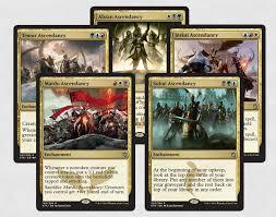 Mtg Card Design Prose And Khans Part 1 Magic The Gathering