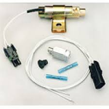 cummins n14 fan clutch solenoid semi truck bar and hose suspension kits velvac universal fan