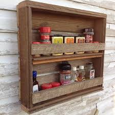 Wood Shelves Images by Best 25 Wooden Spice Rack Ideas On Pinterest Spice Rack Design