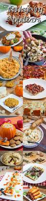 international food american thanksgiving appetizer recipes