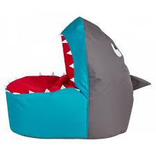 sitzsack für kinderzimmer sitting point kinder sitzsack shark brava 260 l neoliving de
