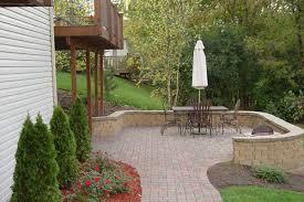 30 stupendous paver patio designs slodive