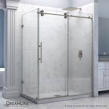 Dreamline Infinity Shower Door by Dreamline Shen 60366012 Enigma Shower Enclosure Homeclick Com