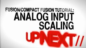 analog input scaling fusion scr power controller tutorial 01