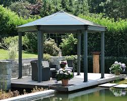 Easy Diy Garden Gazebo by Amazon Com Palram Roma Garden Gazebo Gray Patio Lawn U0026 Garden