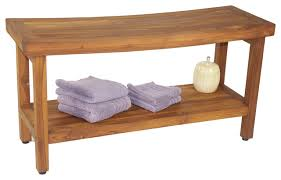 Bench For Bathroom - bench excellent teak bathroom mobroi inside popular outstanding 66