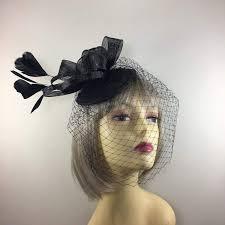 funeral hat funeral fascinators funeral hats black hair fascinator for funerals